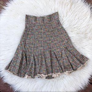 Modcloth Effie's Heart Seven Year Skirt XS